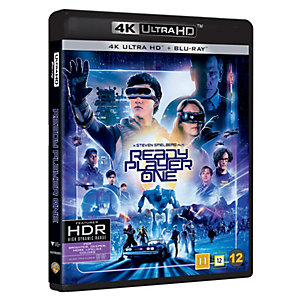 Ready Player One (4K UHD)