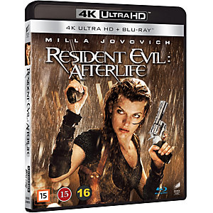 Resident Evil: Afterlife (4K UHD)