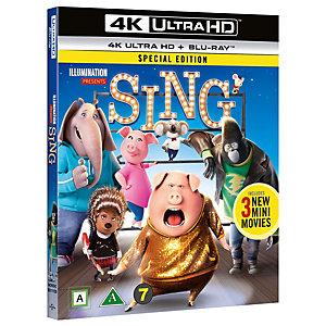 Syng (4K UHD Blu-ray)