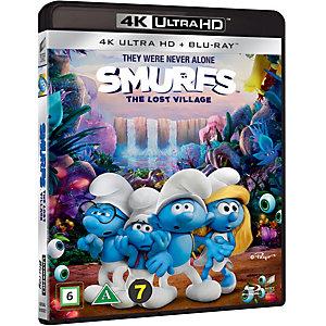 Smurfene: Den hemmlige landsbyen (4K UHB Blu-ray)