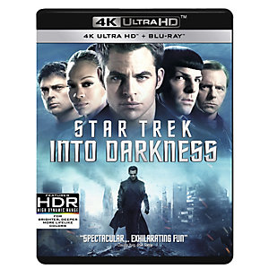 Star Trek Into Darkness (4K UHD Blu-ray)