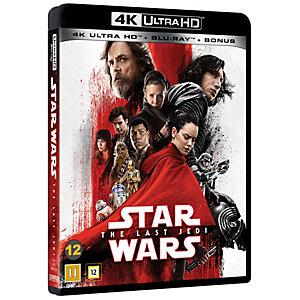 Star Wars: The Last Jedi (4K UHD)