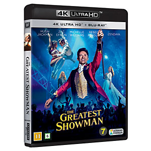 The Greatest Showman (4K UHD)