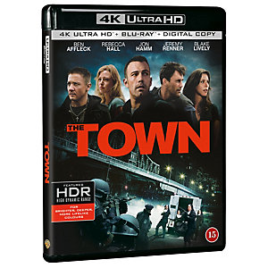 The Town (4K UHD Blu-ray)