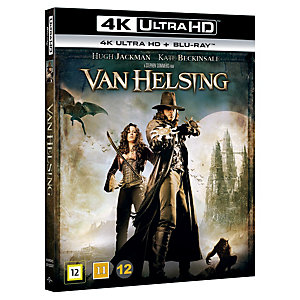 Van Helsing (4K UHD)
