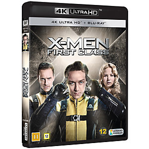 X-men First Class (4K UHD Blu-ray)