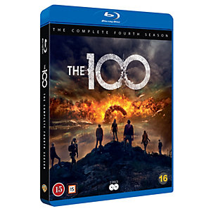 The 100 - Säsong 4 (Blu-ray)