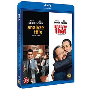 Analyze This / Analyze That (Blu-ray)