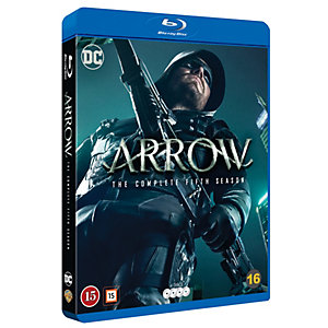Arrow - Säsong 5 (Blu-ray)