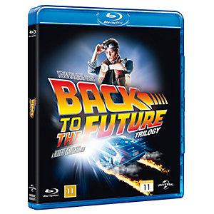Tillbaka till framtiden 1 + 2 + 3 (Blu-ray)