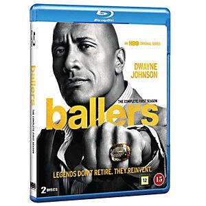 Ballers - Kausi 1 (Blu-ray)