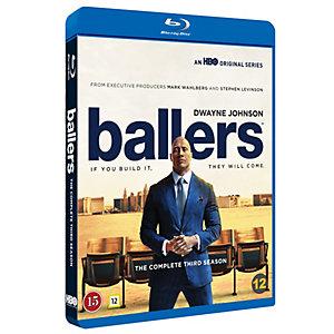Ballers - Säsong 3 (Blu-ray)