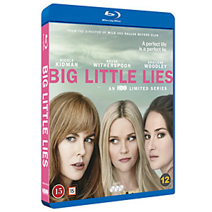 Big Little Lies - Säsong 1 (Blu-ray)