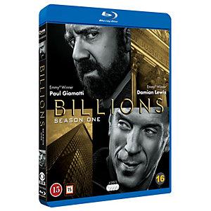 Billions - Sesong 1 (Blu-ray)