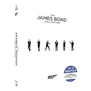 James Bond - Collection Box (Blu-ray)