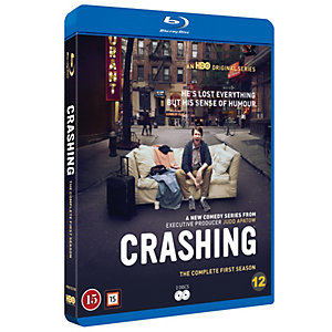 Crashing - Säsong 1 (Blu-ray)