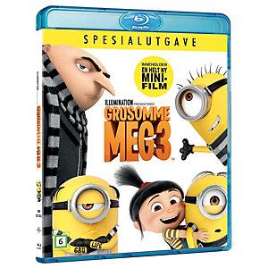 Grusomme meg 3 (Blu-ray)