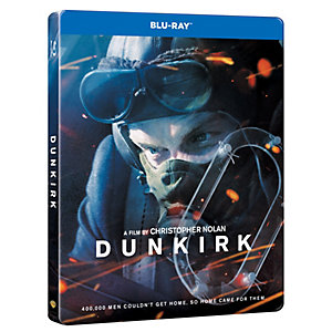 Dunkirk - Steelbook (Blu-ray)