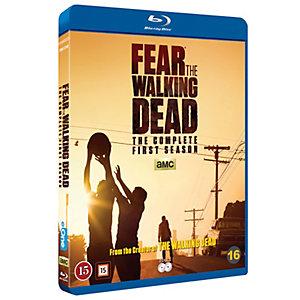 Fear the Walking Dead: sesong 1 (Blu-ray)