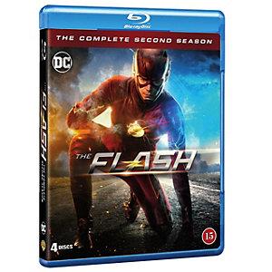 The Flash - Kausi 2 (Blu-ray)