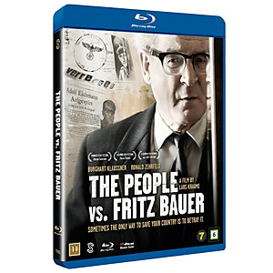 The People vs. Fritz Bauer (Blu-ray)