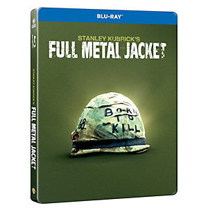 Full Metal Jacket - Steelbook (Blu-ray)