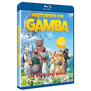 Gamba (Blu-ray)