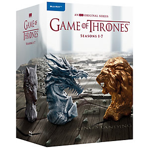 Game of Thrones - Säsong 1-7 (Blu-ray)