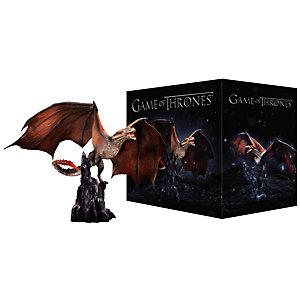 Game of Thrones - Säsong 1-7: Drogon Ltd Ed. (Blu-ray)