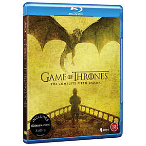 Game of Thrones - Kausi 5 (Blu-ray)