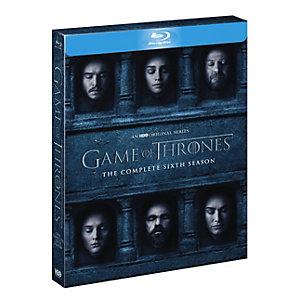 Game of Thrones - Kausi 6 (Blu-ray)