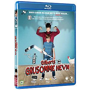 Gilberts Grusomme Hevn (Blu-ray)