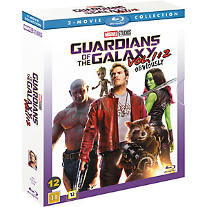 Guardians of the Galaxy Vol. 1 & 2 (Blu-ray)