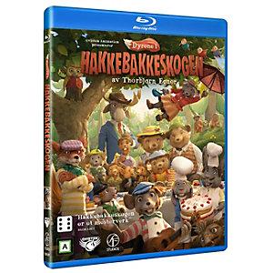Dyrene i Hakkebakkeskogen (Blu-ray)