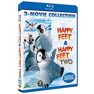 Happy Feet 1-2 Box (Blu-ray)