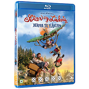 Solan & Ludvig: Herfra til Flåklypa (Blu-ray)