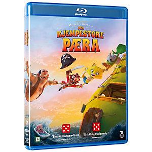 Den Utrolige Historien Om Den Kjempestore Pæra(Blu-ray)