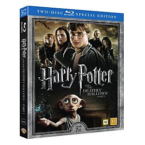 Harry Potter 7, osa 1 + dokumentti (Blu-ray)