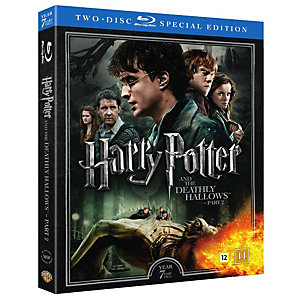 Harry Potter 7, osa 2 + dokumentti (Blu-ray)
