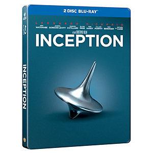 Inception - Steelbook (Blu-ray)