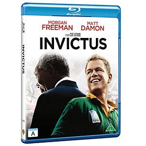 Invictus - De Oövervinneliga (Blu-ray)