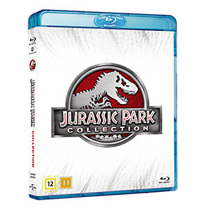 Jurassic Park 1-4  Collection Box (Blu-ray)