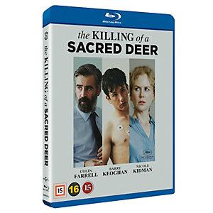 The Killing of a Sacred Deer (Blu-ray)