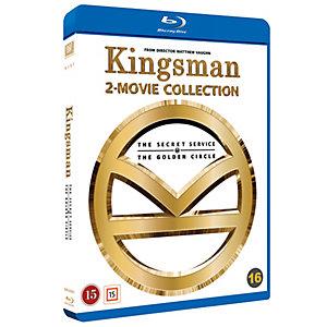 Kingsman: 2-Movie Collection (Blu-ray)