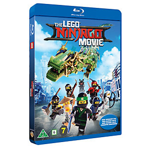 The LEGO Ninjago Movie (Blu-ray)