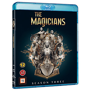 The Magicians - Kausi 3 (Blu-ray)