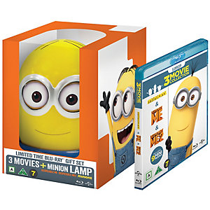 Minions Lamp Box (Blu-ray)