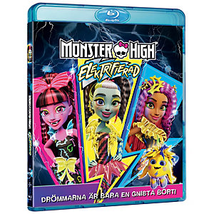 Monster High: Electrified (Blu-ray)