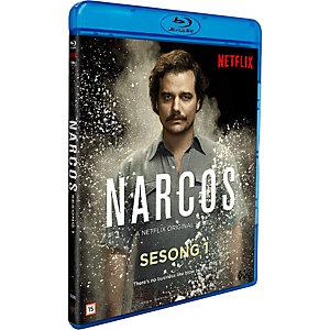 Narcos: sesong 1 (Blu-ray)