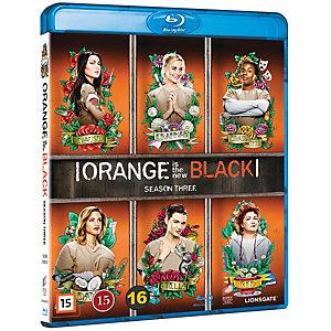 Orange is the New Black - Säsong 3 (Blu-ray)